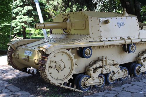 tank tracked armor