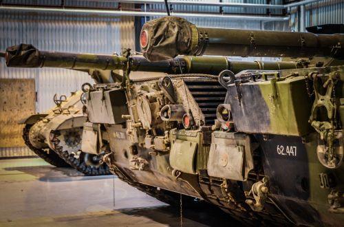 tank leopard tank military history