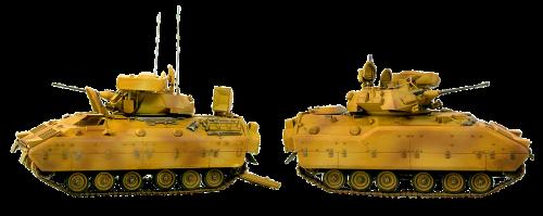 tank bradley model