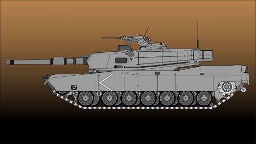 tank abrams army