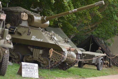 tank vintage ww2