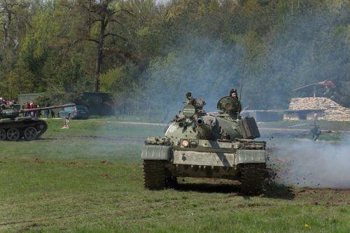 tank battle army