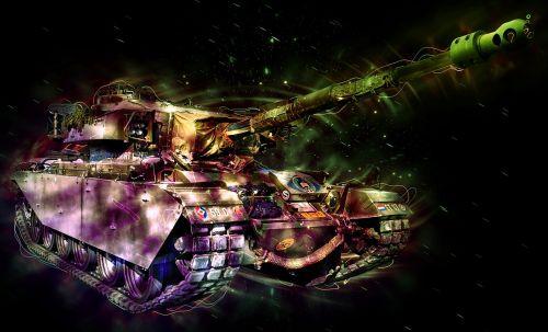 tank war armored