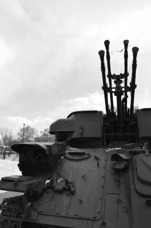 tank gun military equipment