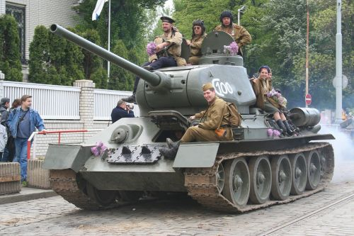 tank the liberation of prague the show