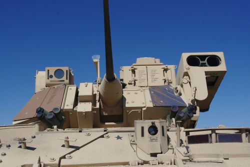 tank army weapons