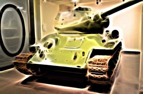 Tank Of War.