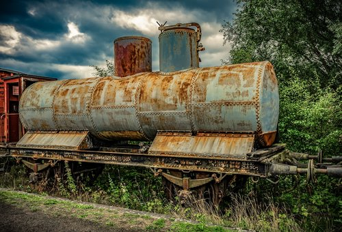 tank wagon  wagon  tank