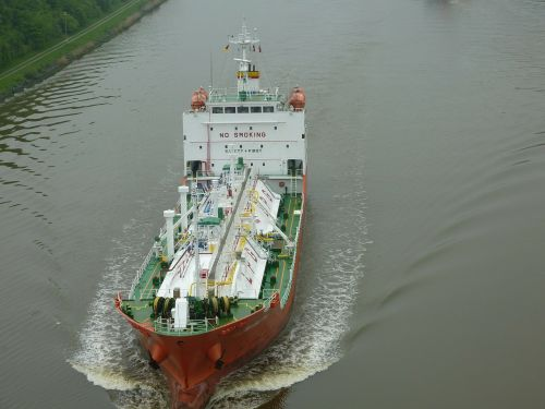 tanker frachtschiff ship