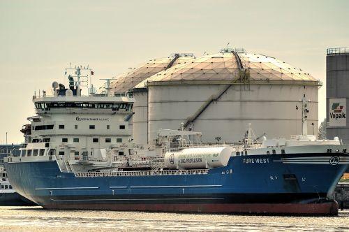 tanker ship oil tanker