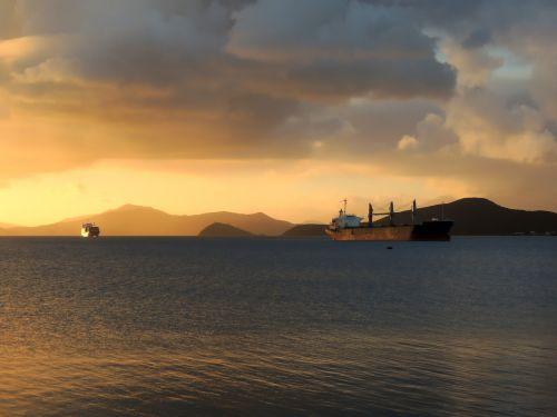 tanker sea transport