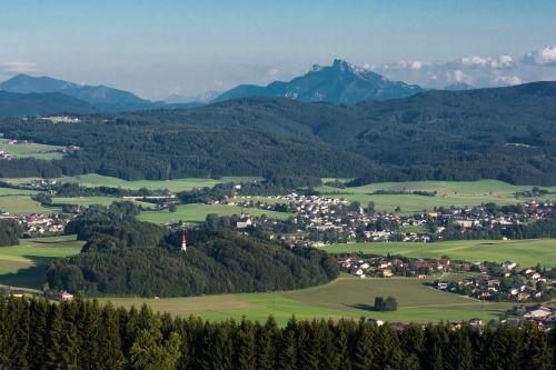 tannberg schober mountains
