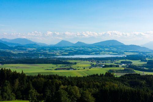 tannberg wallersee salzburg