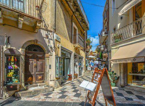 taormina sicily shop