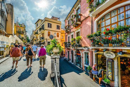 Taormina Sightseeing