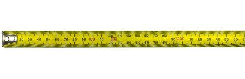 tape measure numbers