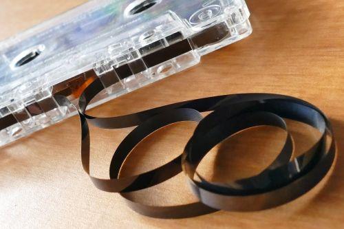tape cassette retro