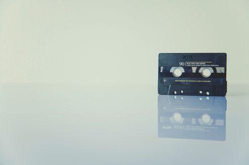 tape music record