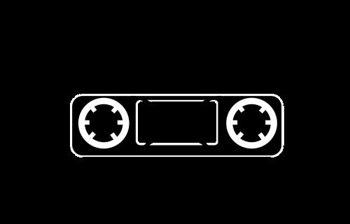tape sound audio cassette
