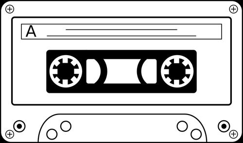 tape  cassette  music cassette