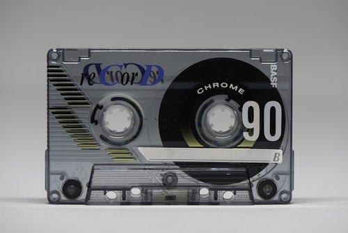 tape  cassette  analog