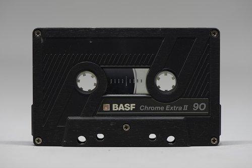 tape  cassette  nostalgia