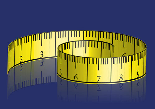 tape measure  sew  measure