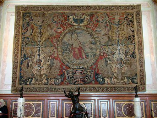 tapestry interior museum