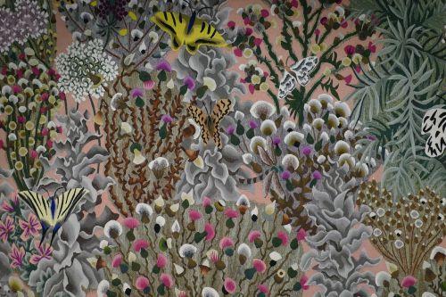 tapestry gobelin dom robert 1907-1997