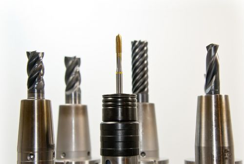taps thread drill