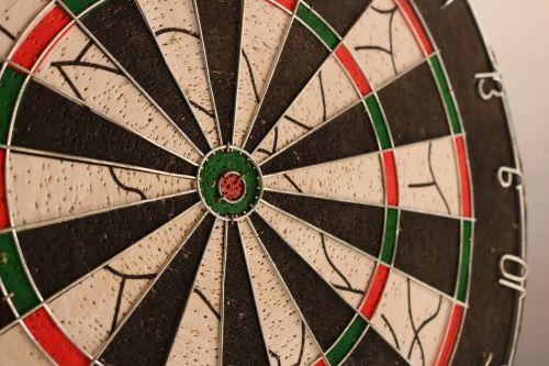 target dart points