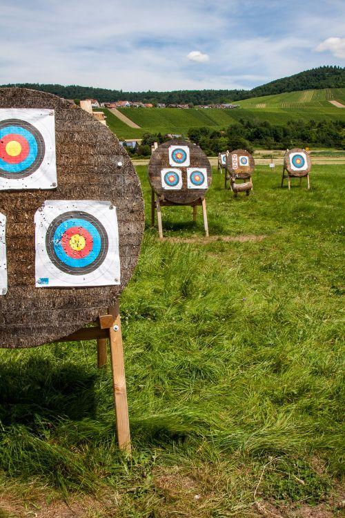 target objectives archery