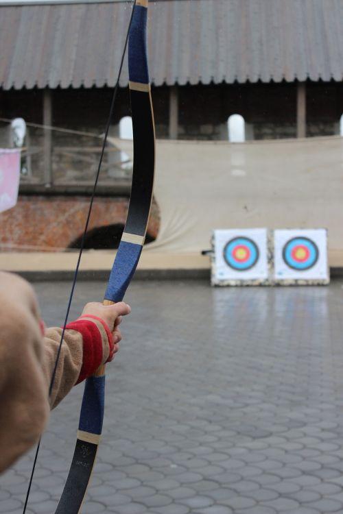 target onion arrow