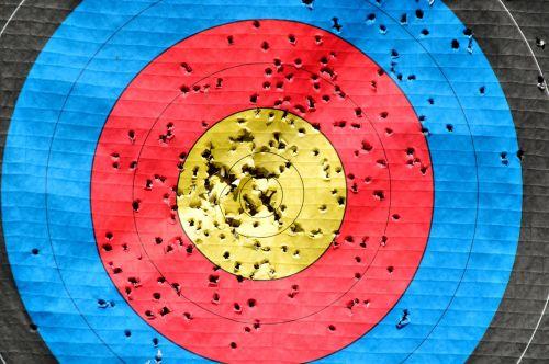 target archery sport