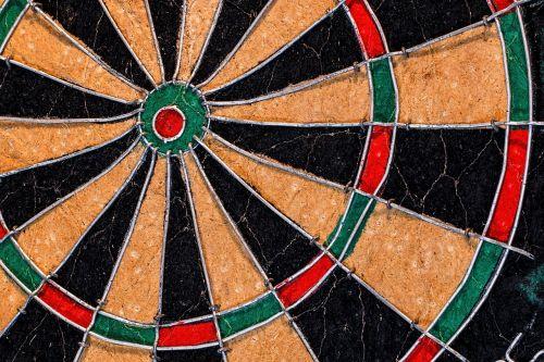 target aim dartboard