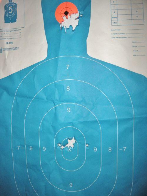 target target practice gun range