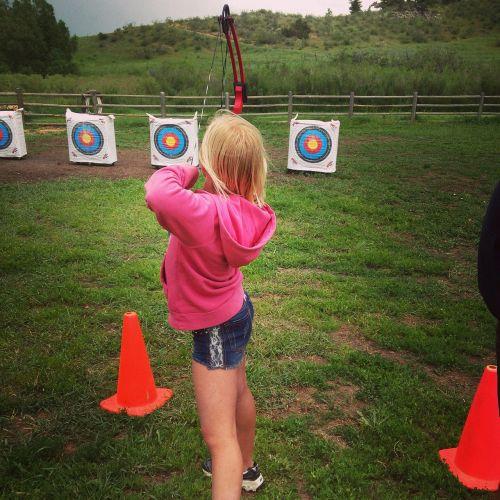 target arrow aim