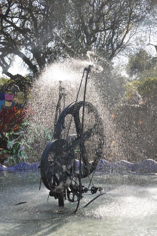tarot garden fontana