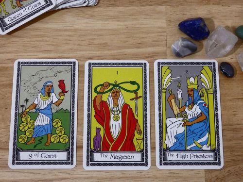 tarot fortune mystic