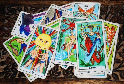 tarot magic esotericism