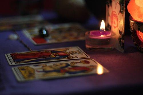 tarot  magician  magic