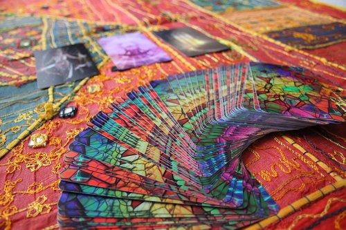 tarot  cards  magic