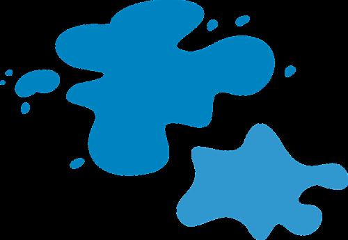 task blue splash
