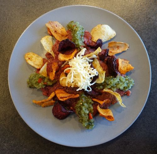 tatar root vegetables rodfrugte chips