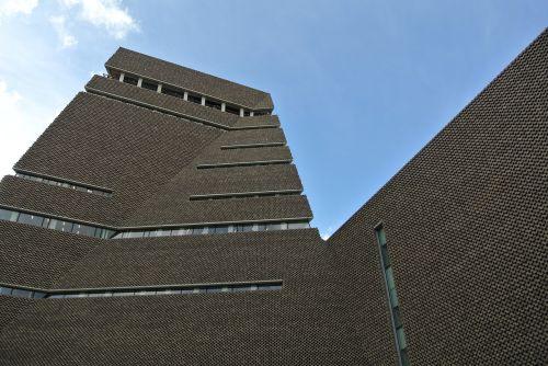 tate modern brickwork