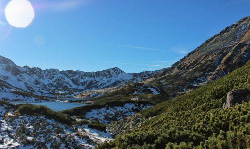 tatry poland hiking trails