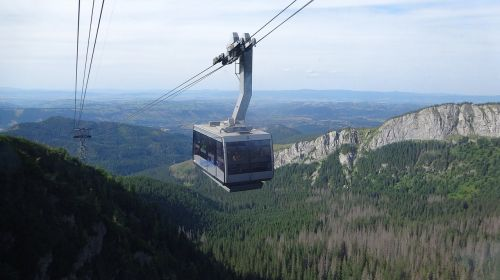 tatry mountains rollercoaster