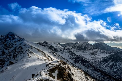 tatry poland mountains