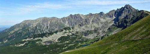 tatry poland landscape