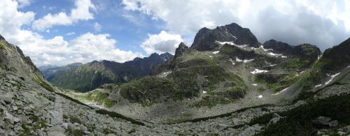 tatry mountains features